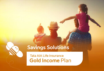 Tata AIA Life Insurance Gold Income Plan
