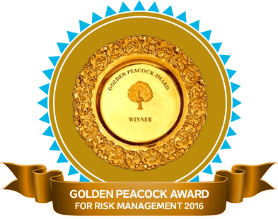 Golden Peacock Award for Risk Management